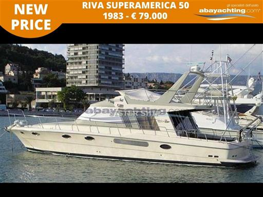 Price Reduction Riva Superamerica 50