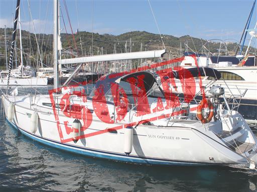 Jeanneau Sun Odyssey 49 2004 sold