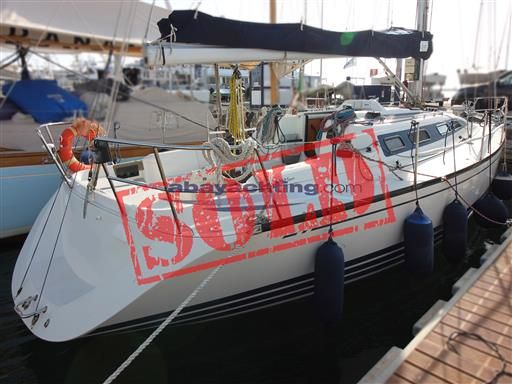 X-Yachts X-362 sold