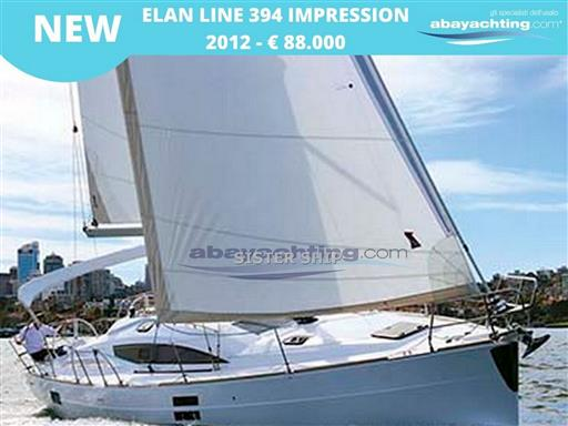 New arrivals Elan Line 394 Impression