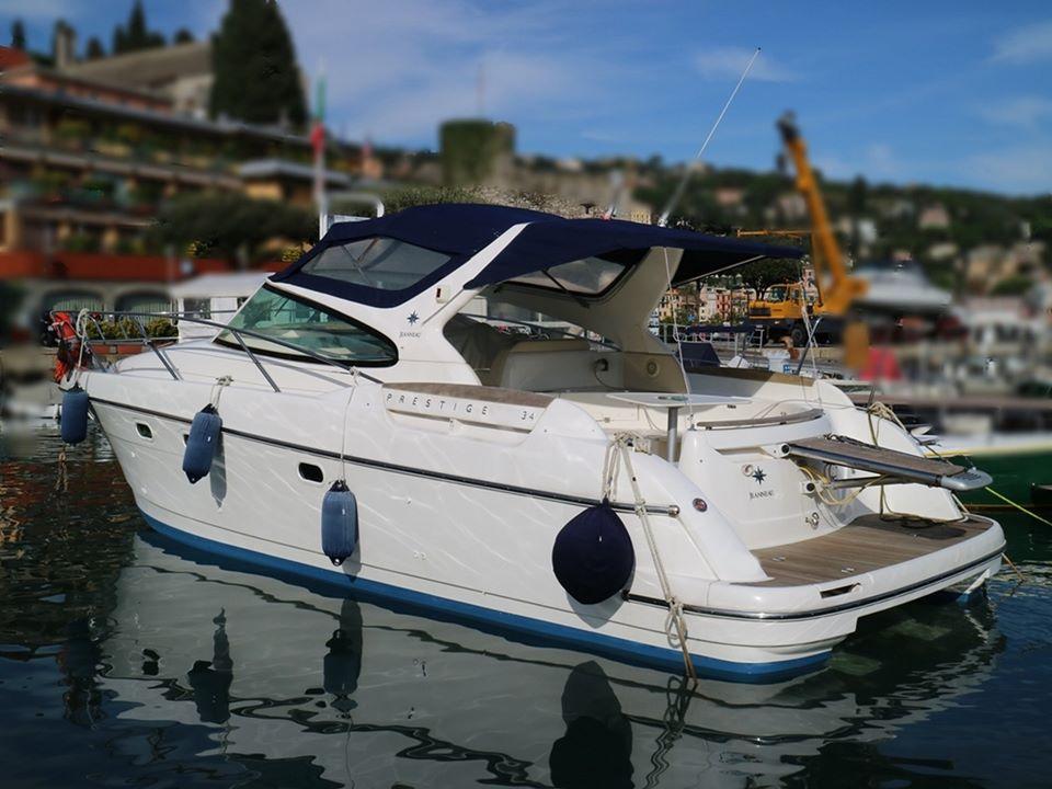 New arrival Jeanneau Prestige 34